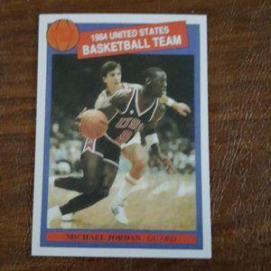 Michael Jordan 1984 USA Olympic Rookie Promo 2